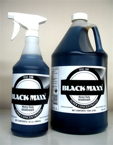 Black Maxx Degreaser