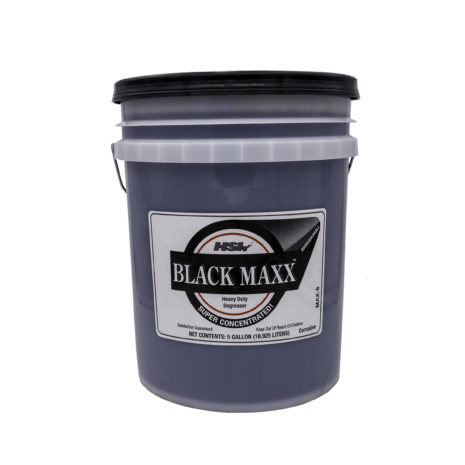 Black Maxx Heavy Duty Detergent