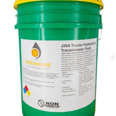 J20A Tractor Hydraulic & transmission fluid